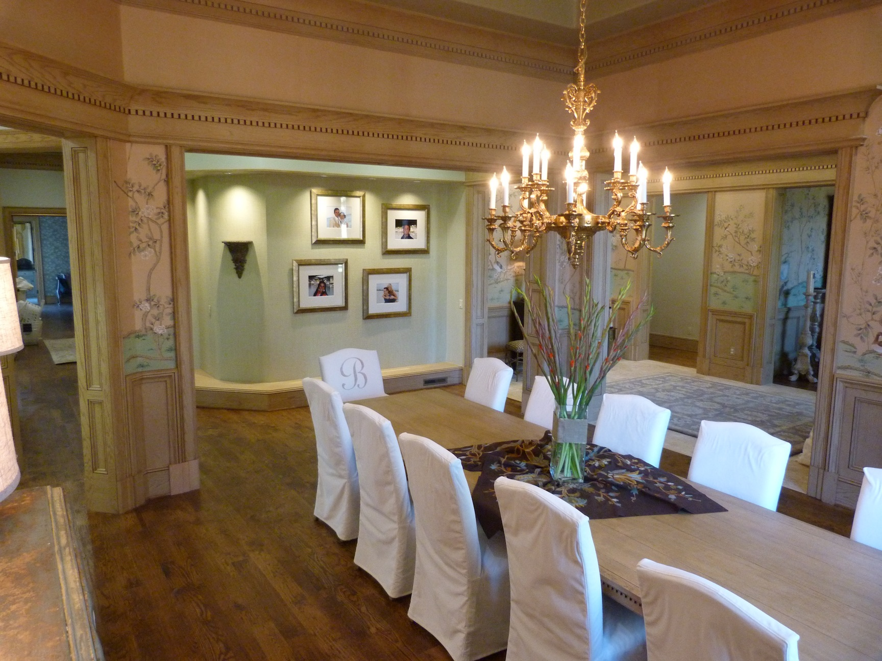 majestic interior design games for girls. Dining room with crown modeling from Majestic Construction Man Caves for Sports Fanatics