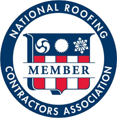 Logo for Majestic's NRCA certification for being qualified roofing contractors in Oklahoma City