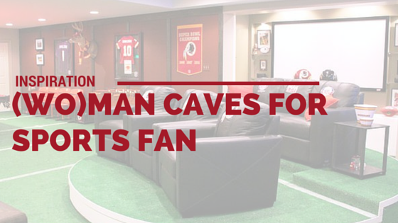 Man Caves for Sports Fanatics | Majestic Construction : Majestic ...