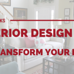 Cover photo for Tips & Tricks Interior Design Tips to Transform Your Home from Majestic Construction blog