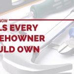 Cover photo for Need to Know Tools for Every Homeowner Should Own from Majestic blog