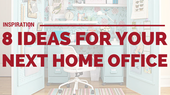 Cover photo for Inspiration 8 Ideas for Your Next Home Office from Majestic blog