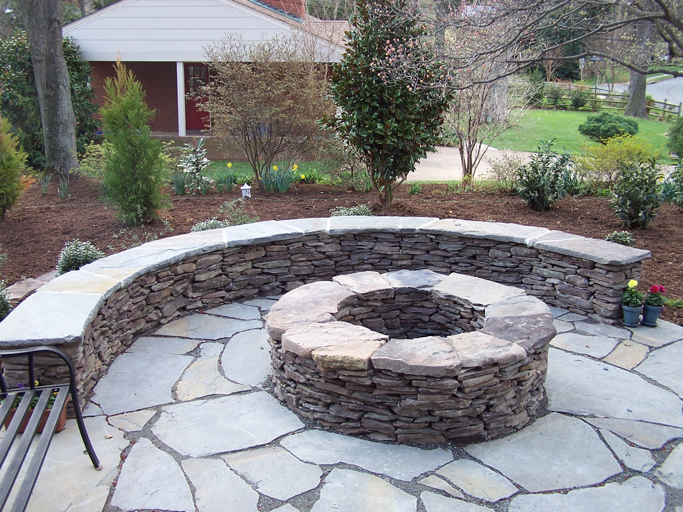 how to make over your outdoor living space majestic construction