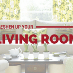 Cover photo for Freshen Up Your Living Room from Majestic Construction blog