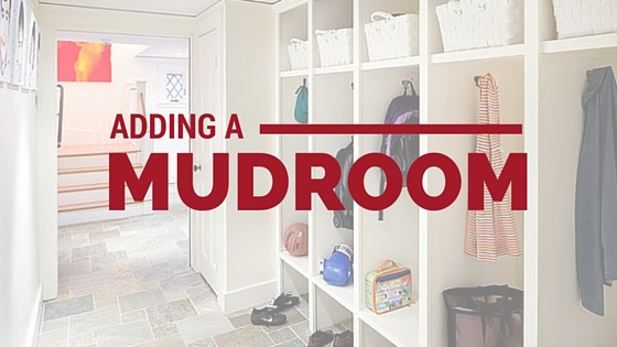 Cover photo for Adding a Mudroom from Majestic Construction blog