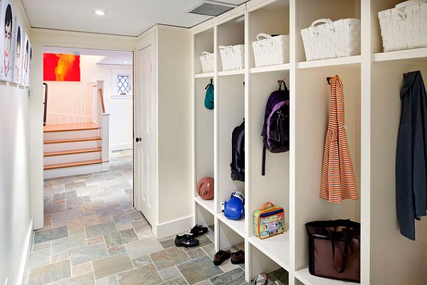 white-furniture-mudroom-design-with-lockers