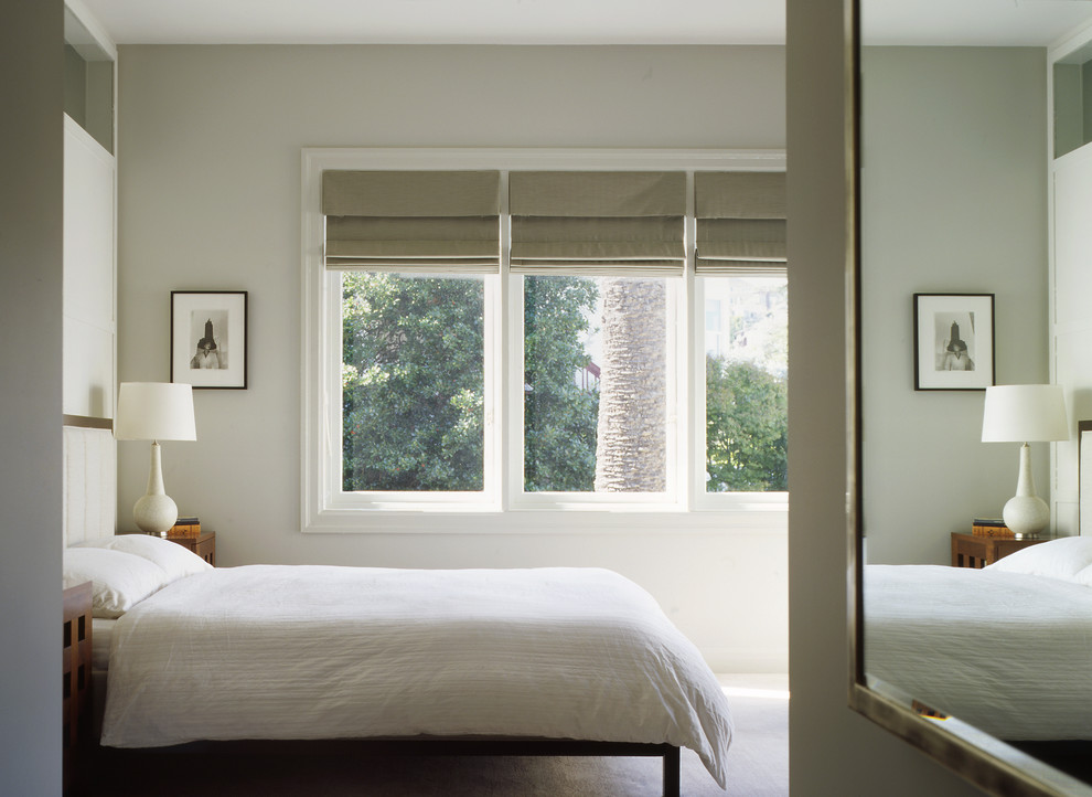 How to makeover your master bedroom majestic for Bedroom window treatments
