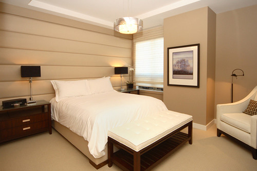 How to makeover your master bedroom majestic for Beige wall paint colors